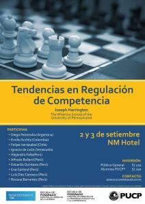 Tendencias en Regulación de Competencia